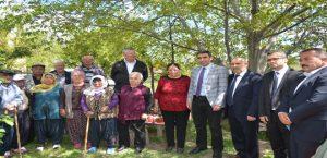 Maski Müdürü Özdemir Bozan ve Kömürlük'ü Ziyaret Etti