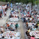 Malatya'lı Gençler İftarda Bir Araya Geldi