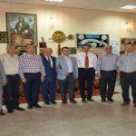 Vali Toprak, İftarını Hacı Bektaş Veli Kültür Merkezinde Yaptı