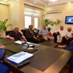 Başkan Gürkan, Boyraz'a Hayırlı Olsun Ziyaretinde Bulundu