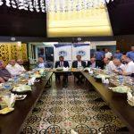 Başkan Gürkan, Basın Mensupları İle İftarda Bir Araya Geldi