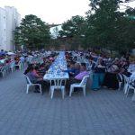 Ramazan'da Gezici Aşevi, Şehit Fevzi Mahallesinde