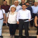 CHP İl Başkanı Enver Kiraz Suç Duyurusunda Bulundu