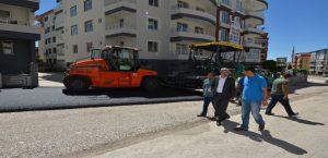 Yeşilyurt Belediyesi, Asfalt Çalışmalarında Tempo Artırdı