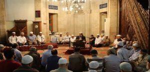 Şehitler İçin Kur'an-I Kerim Tilaveti ve Mevlid-İ Şerif Okutuldu