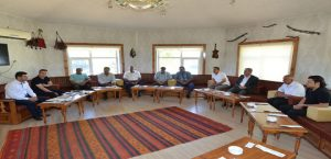 Polat, Kent Konseyimiz Faydalı Çalışmalar Yapacak