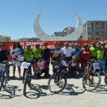 6.Uluslararası Malatya Bisiklet Festivali Nemrut Turu