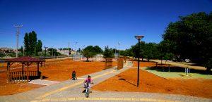 Erkenek Mahallesine 7 Dönümlük Park