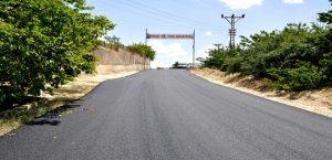 Darende'de 22 Km Sıcak Asfalt Serimi Yapıldı