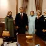 Işık Kadınlar Derneği Vali Ziyareti