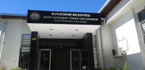 Büyükşehir Belediyesi'nden ŞEHİD'E VEFA