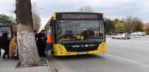 Büyükşehir Belediyesinden Ücretsiz Otobüs Seferleri