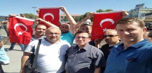 Prof. Dr. Ahmet Kızılay Darbe Girişimine Açıklama