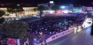 Başkan Gürkan, Paralel Terör Yapılanmasına İzin Vermeyeceğiz
