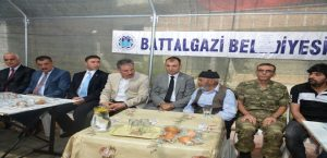 Vali Toprak, Şehit Piyade Üsteğmen Orhan Ünsal'ın Mevlidine Katıldı