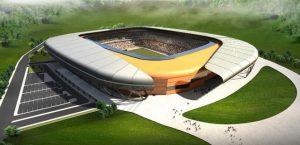 Biser İnşaat Olarak Stadyumu Bitiş Tarihinden Önce Teslim Edeceğiz