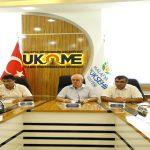 Ağustos Ayı Ukome Toplantısı Yapıldı