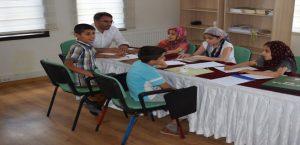 Malatya Kent Konseyi Görme Engelliler İçin Kur-an Kursu Açtı