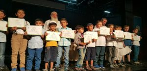 AGD Malatya Şubesi Yaz-Et 2016 Mezunlarını Verdi