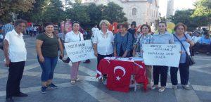 CHP İl Kadın Kollarından 'Taksim Manifestosu'na Destek Kampanyası