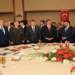 Başkan Gürkan, Bir Dizi Bayram Programına Katıldı