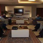 Başbakan Başdanışmanı Birol Erdem, Rektör Prof. Dr. Ahmet Kızılay'ı Ziyaret Etti