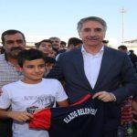 12 Yaş Altı Mahalleler Arası Futbol Turnuvası 2016 Başladı