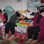 Annesiz Çocuklar Bayram Öncesi Sevindirildi