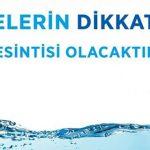 7 Mahallede Su Kesintisi Yaşanacak