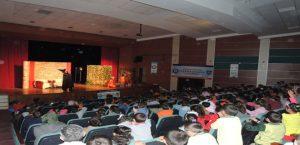 Emniyetten Öğrencilere Yönelik Tiyatro Gösterisi