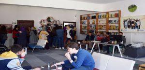Sanat Sokağına Gençlerden Yoğun İlgi
