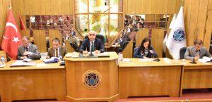 Battalgazi Belediye Meclisi, Ekim Ayı İkinci Birleşimini Gerçekleştirdi
