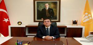 Rektör Kızılay'ın Cumhuriyet Bayramı Mesajı