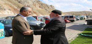 Başkan Aydın'a Vatandaşlardan Yoğun İlgi