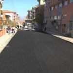 Selçuklu Mahallesi Yolları Asfaltlanıyor
