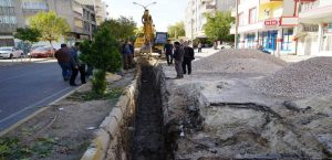 Altınşehir Mahallesindeki Su Sorununa El Attı