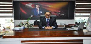 Dr. Muhammed DURAN'ın İl Sağlık Müdürü olarak görevine başladı
