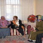 Bayan Tüfenkci, Bir Anne Olarak Bizlerde Gazi'mizin Annesi İle Gururlandık