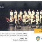 Antakya Medeniyetler Korosu'ndan Toprağımızın Sesi' Konseri