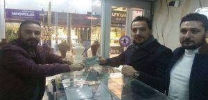 Malatya Genç ASKON'dan Dolar Tepkisi