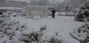 Malatya'da Kar Tatili