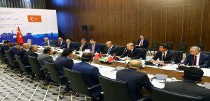 Türkiye Katar Yüksek Stratejik Konsey İkinci Toplantısı Trabzon'da