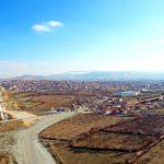 Malatya'nın Kuzeyinde Büyük Yollar Yapılıyor