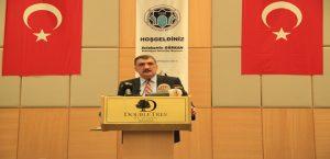 Başkan Gürkan,Hizmetleri Değerlendirdi