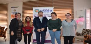Büyükşehir'den Bayan Gazetecilere Özel Kutlama
