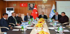 Malorsa 1. OSB Yönetim Kurulu ve Müteşebbis Heyet Toplantısı Yapıldı