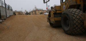 Elazığ'da, Yol Bakım-Onarım ve Yenileme Çalışmalarını Sürdürüyor