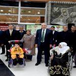 Büyükşehir'den 80 Tekerlekli Sandalye Dağıtımı