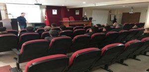 Eğitim Kurumlarında Görev Yapan Özel Güvenlik Görevlilerine Eğitim