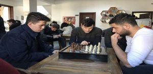 Satranç Turnuvasına Büyük İlgi